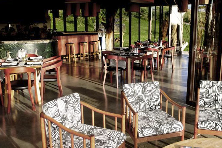 Dining Room - Hare Noi - Easter Island