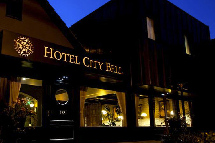 Hotel city bell h tel boutique la plata for Small great hotels